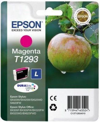 Картридж EPSON T12934010 пурпурный оригинальный