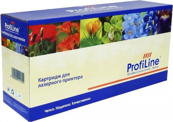 Картридж совместимый ProfiLine TN-320Y для Brother желтый