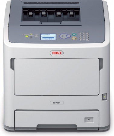 Принтер лазерный OKI B731DNW