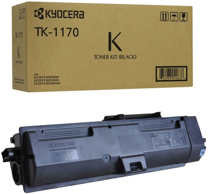 Картридж TK-1170 для Kyocera оригинальный