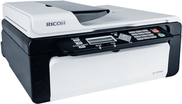 МФУ Ricoh Aficio SP 100SF