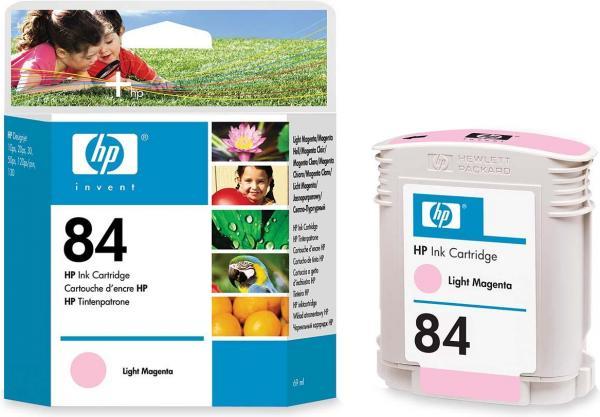 Картридж HP C5018A светло пурпурный оригинальный