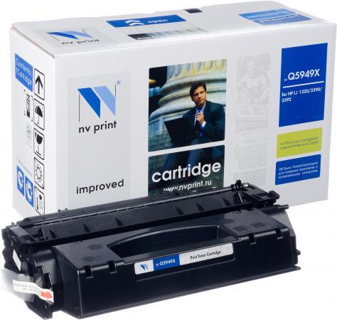 Картридж совместимый NV Print Q5949X для HP