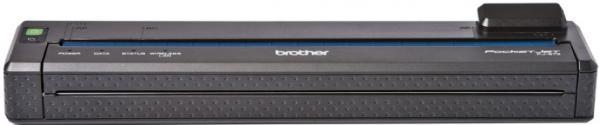 Принтер Brother PJ-67 Адаптер питания и аккумулятор не входят в комплект поставки