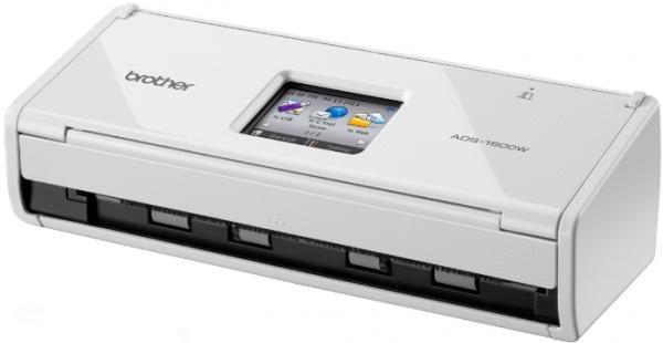 Сканер Brother ADS-1600W