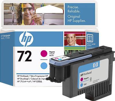 Картридж HP C9383A двухцветный оригинальный