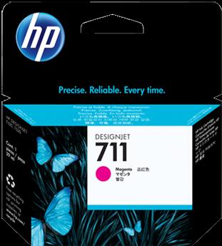 Картридж HP CZ131A пурпурный оригинальный