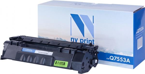 Картридж совместимый NV Print Q7553A для HP