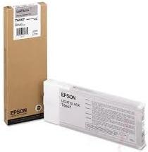 Картридж EPSON T6067 серый оригинальный