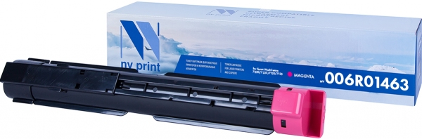 Картридж совместимый NVPrint 006R01463 для Xerox пурпурный