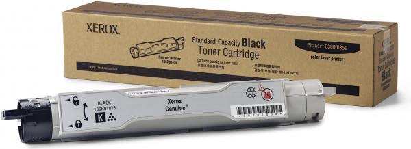 Тонер-картридж XEROX 106R01076 черный оригинальный