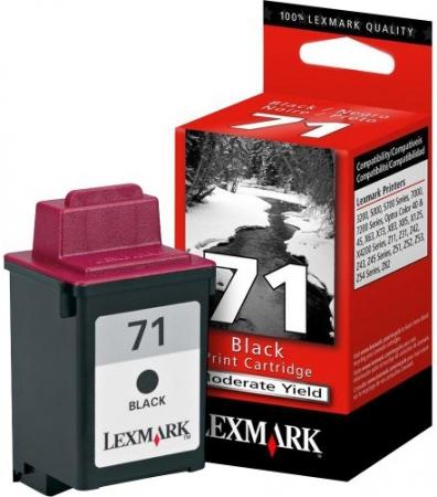 Картридж LEXMARK 15MX971 черный оригинальный