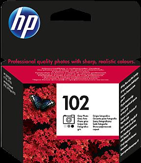 Картридж HP C9360AE серый оригинальный