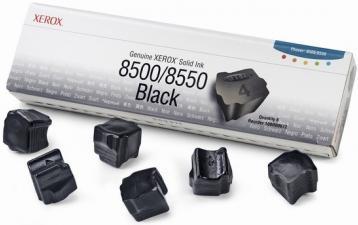 Чернила твердые XEROX Phaser 8500/8550 (6 шт/уп.) черные