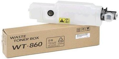 Бункер отработанного тонера Kyocera WT-860/1902LC0UN0 оригинальный для TASKalfa 3050ci/3550ci/4550ci/555