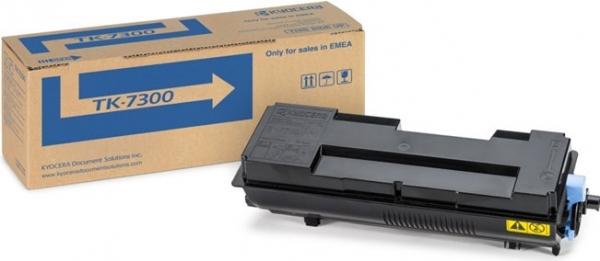 Картридж TK-7300 черный для Kyocera оригинальный