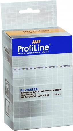 Картридж совместимый ProfiLine C6578AE для HP Color