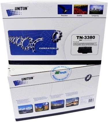 Картридж совместимый UNITON Premium TN-3380 для BROTHER