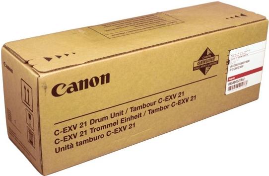 Фотобарабан Canon C-EXV21 пурпурный оригинальный