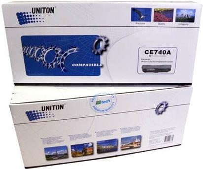 Картридж совместимый UNITON Premium CE740A (307A) черный для HP