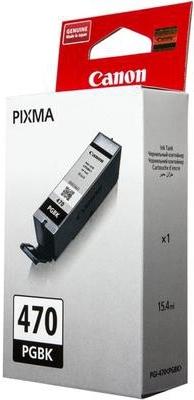 Картридж PGI-470 PGBK для Canon