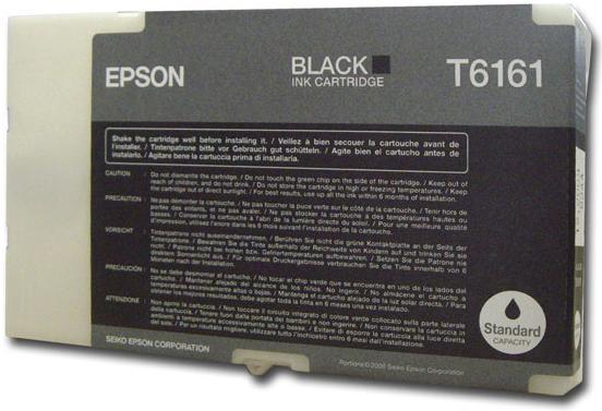 Картридж EPSON T6161 для B-300/310N черный оригинальный