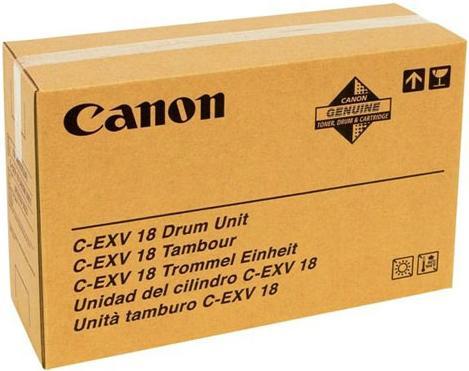Картридж Canon C-EXV18 DU оригинальный