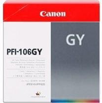 Картридж CANON PFI-106 GY серый оригинальный
