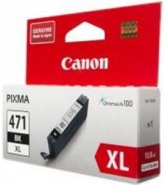 Картридж Canon CLI-471 XL BK оригинальный черный
