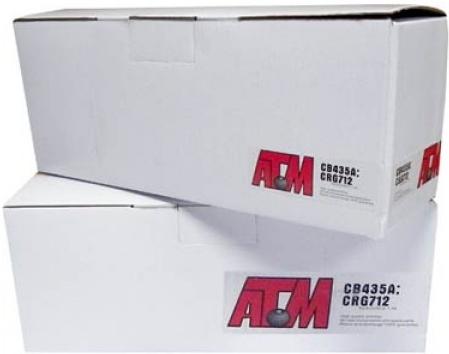 Картридж совместимый ATM CB435A для HP