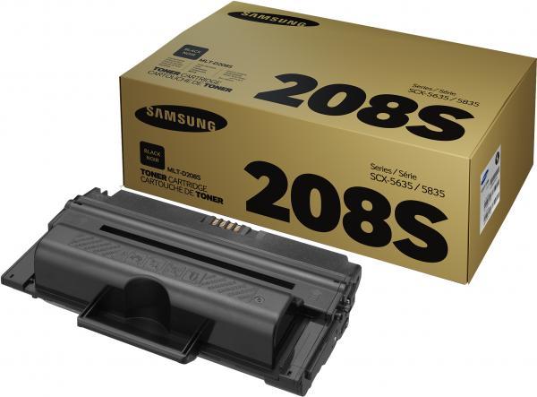 Тонер-картридж Samsung MLT-D208S (оригинальный)