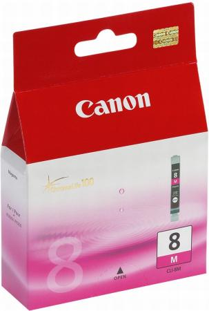 Картридж Canon CLI-8M малиновый совместимый