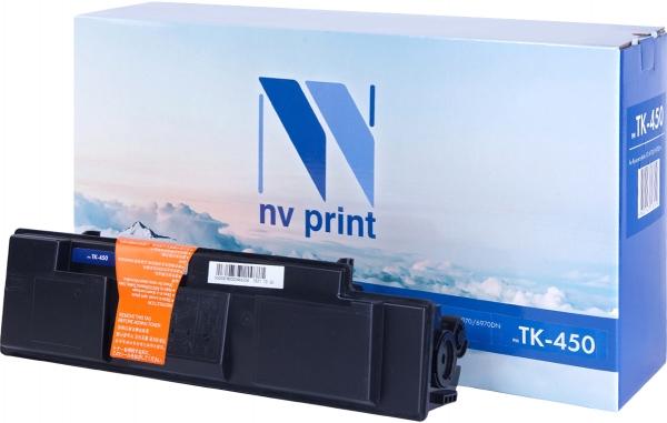 Картридж совместимый NVPrint TK-450 для Kyocera