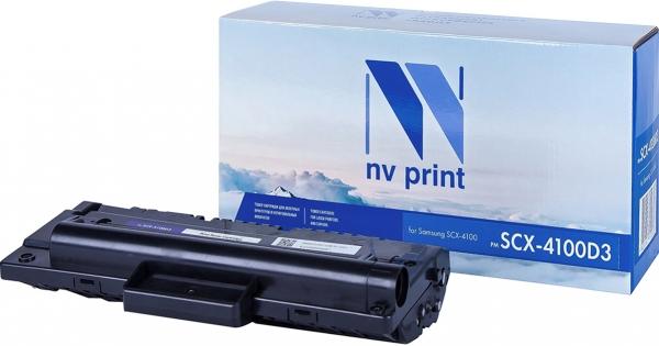 Картридж совместимый NV Print SCX-4100 для Samsung