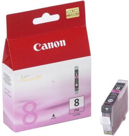 Картридж CANON CLI-8PM пурпурный совместимый Lomond