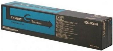 Картридж Kyocera TK-8505С голубой оригинальный