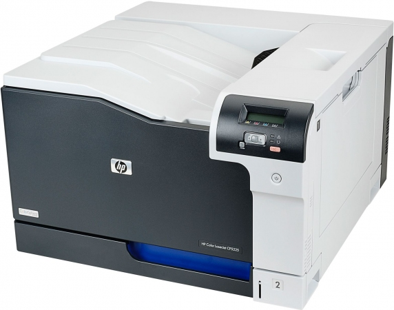 Принтер лазерный HP Color LaserJet CP5225n A3