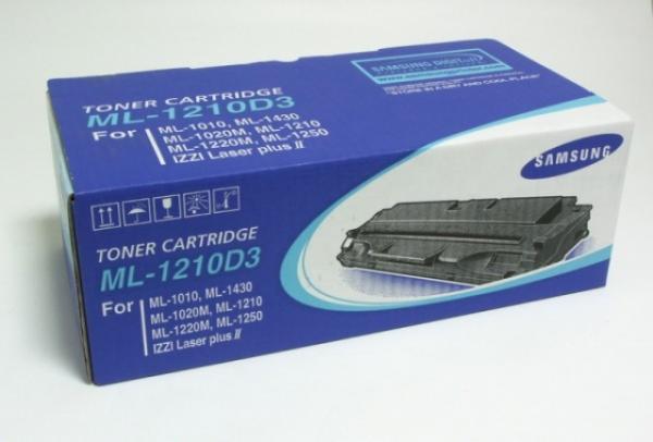 Картридж Samsung ML-1210D3 оригинальный