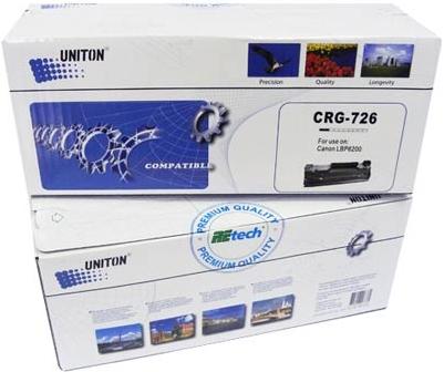 Картридж совместимый UNITON Premium Cartridge 726 черный для CANON