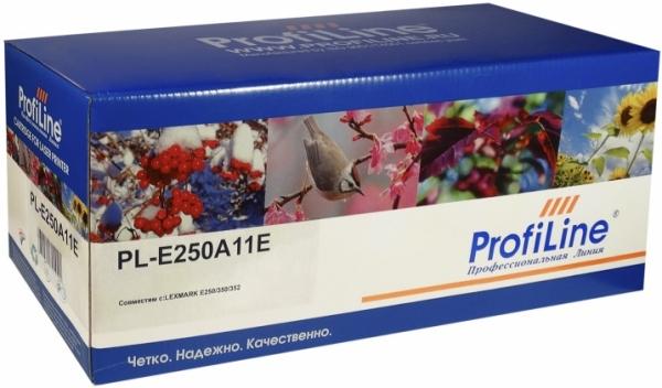 Картридж совместимый ProfiLine E250A11E для Lexmark