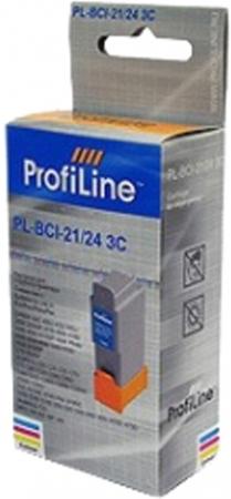 Картридж совместимый ProfiLine BCI-21 & BCI-24 для Canon 3C