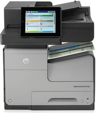 МФУ HP Officejet Enterprise X585dn MFP