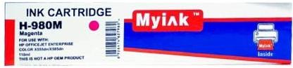 Картридж совместимый MyInk D8J08A красный для HP