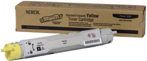 Тонер-картридж Xerox 006R01254 желтый оригинальный