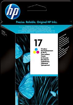 Картридж HP C6625A цветной оригинальный