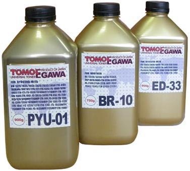 Тонер KYOCERA-MITA Universal Type ED-33 (фл.900) Gold ТОМОЕГАВА
