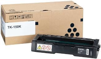 Тонер-картридж Kyocera TK-150K черный оригинальный