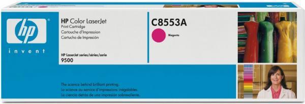 Картридж HP C8553A пурпурный оригинальный