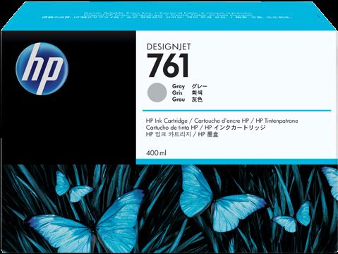 Картридж HP CM995A с серыми чернилами оригинальный