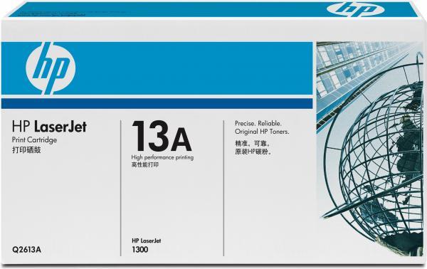 Картридж HP Q2613A черный оригинальный